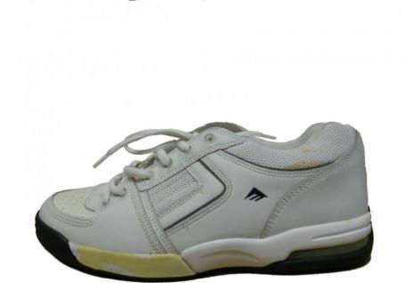 Emerica Skateboard Schuhe White 1 B Ware