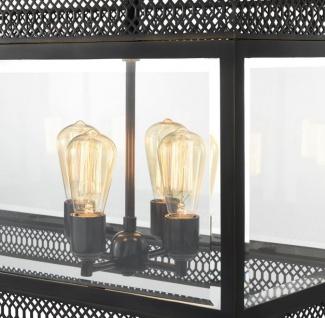 Casa Padrino Luxus Kronleuchter Rotguss 100 x 38 x H. 84 cm - Hotel Restaurant Möbel - Vorschau 3