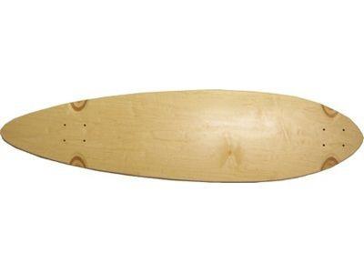 Blank Longboard Deck 9.5x41