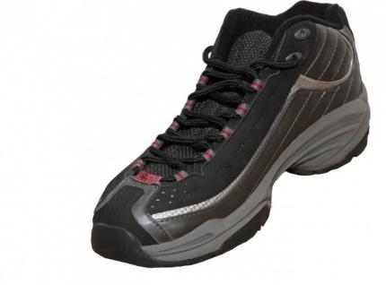 Converse Skateboard Schuhe All Star Run it Back II Black/Grey/Crimson Shoes Beliebte Schuhe