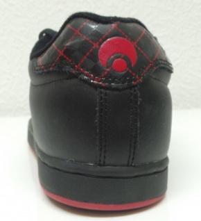 Osiris Schuhe Skateboard Schuhe Troma II Girls Black/Tango Red Beliebte Schuhe Osiris 74c724