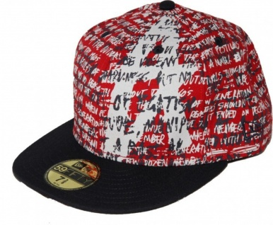 Altamont Skateboard Fitted Cap Patrick O'Dell