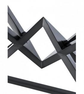Casa Padrino Luxus Konsole Bronze 90 x 30 x H. 82 cm - Konsolen Tisch Möbel - Vorschau 4