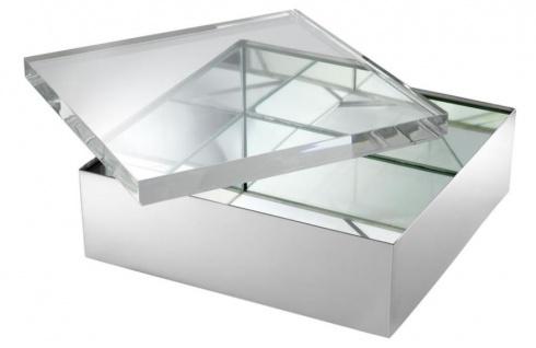 Casa Padrino Designer Box mit Deckel - Luxus Dekoration - Vorschau 4