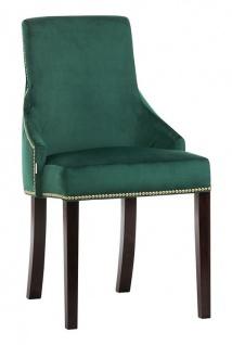 Casa Padrino Luxus Esszimmer Stuhl Barock - Luxus Qualität - ALLE FARBEN - Neo Classic Style Hotel & Restaurant Stuhl - Möbel