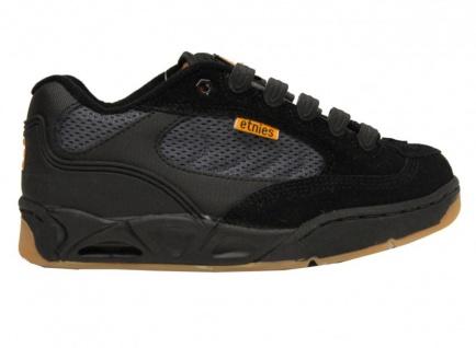 Etnies Skateboard Schuhe Schroll Black/Charcoal