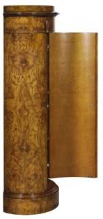 Casa Padrino Luxus Jugendstil Kommode mit Tür Hellbraun 62 x 39 x H. 145 cm - Barock & Jugendstil Möbel - Vorschau 5
