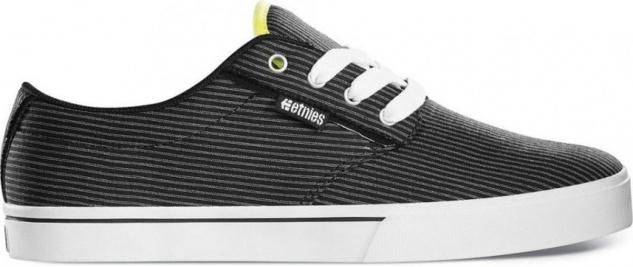 Etnies Skateboard Schuhe Jameson 2 Black/White/Green