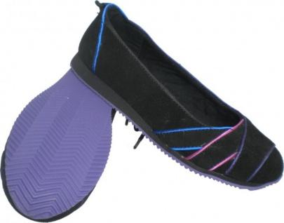 Etnies Damen 37.5 Ballerinas Slinkie schwarz/Blau/Pink EU 37.5 Damen ec36c1