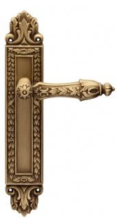 Casa Padrino Barock Türklinken Set Messing Patiniert 15, 9 x H. 32, 2 cm - Luxus Qualität Made in Italy - Vorschau 1