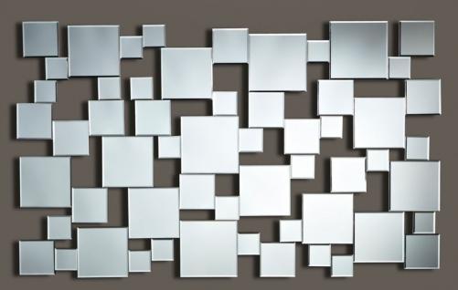 Casa Padrino Luxus Spiegel 85 x H. 141 cm - Designer Wohnzimmer Wandspiegel - Vorschau 3