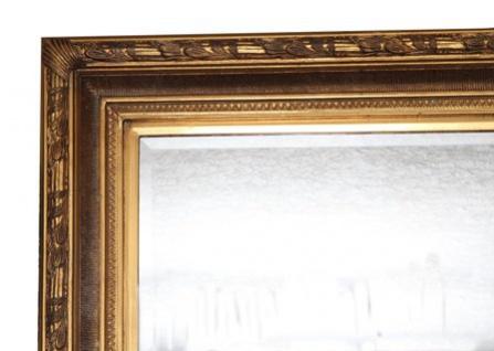 Casa Padrino Barock Wandspiegel Gold Höhe 210 cm, Breite 119 cm - Edel & Prunkvoll - Vorschau 2