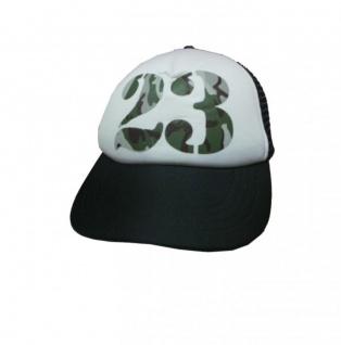 Cap Skateboard Mesh Truck Cap Black/White/Camo
