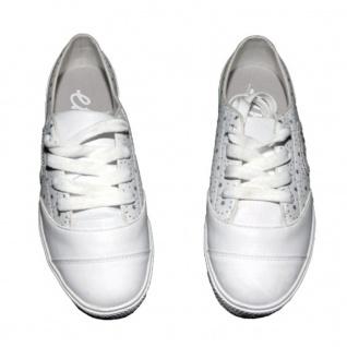 Etnies Skateboard Schuhe Plimsy White/Silver - Vorschau 4