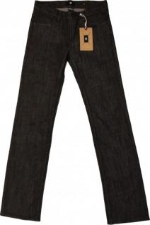DC Shoe Co. Skateboard Jeans Hose Slim Black Rinse