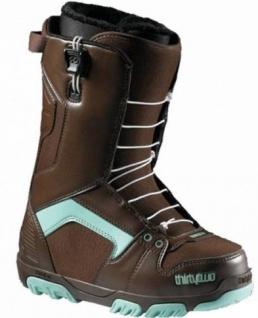 Thirtytwo Snowboard Boots Prion Fasttrack Chocolate Women´s Boots - Vorschau