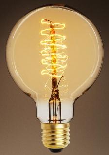 Casa Padrino Luxus Glühbirnen 6er Set Antik Gold / Gold 12, 5 x H. 17 cm - Lampen & Leuchten Accessoires
