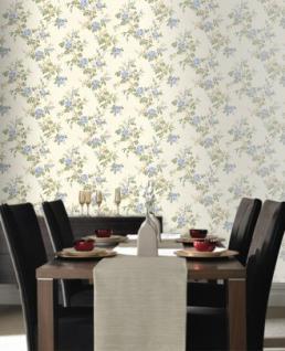 Graham & Brown Barock Landhaus Stil Tapete Cottage Garden Vliestapete Vlies Tapete Mod 50-442 Rosenmuster Blumenmuster Blumen Rosen - Vorschau 4