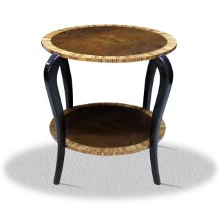 Casa Padrino Designer Beistelltisch 65 x 65 x H. 75 cm - Antik Stil Tisch Möbel