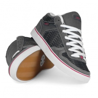 Circa Skateboard Schuhe 8 Track Black/ Gray/ Hot Pink - Circa Shoes