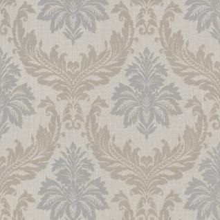 Casa Padrino Barock Textiltapete / Stofftapete Mehrfarbig - 10, 05 x 0, 53 m - Tapete mit Vlies Struktur