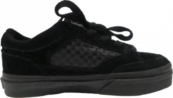 Vans Skateboard Schuhe Shiner Kids Black/Black - Vorschau 2