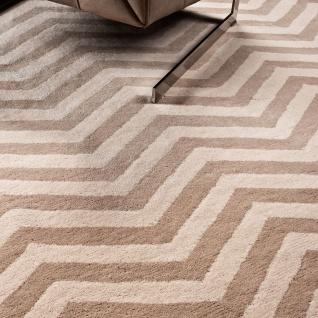 Casa Padrino Luxus Wohnzimmer Teppich Beige 200 x 300 cm - Hotel Kollektion