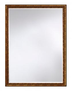 Casa Padrino Barock Wandspiegel Antik Gold 56 x H. 75 cm - Möbel & Accessoires im Barockstil