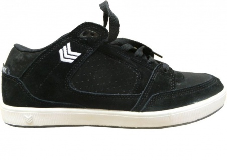 Vox Skateboard Schuhe Sneakers Black/White
