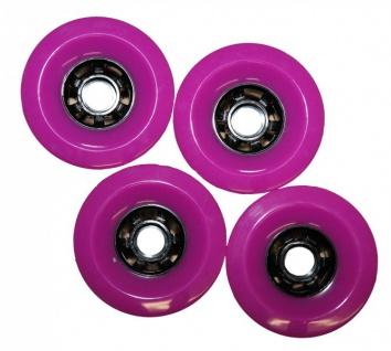 Koston Profi Blank Longboard Wheels Lila 97x52mm / 78A - Rollen Set - Wheel Set (4 Rollen)