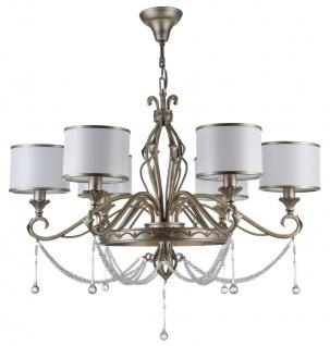 Casa Padrino Luxus Barock Kronleuchter Antik Gold Ø 79 x H. 62 cm - Leuchten & Lüster im Barockstil