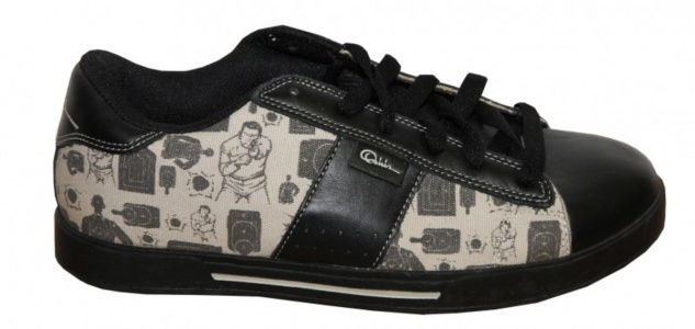 Osiris Skateboard Schuhe Serve Black/ Beige Sneakers Shoes
