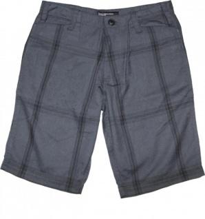 Fourstar Skateboard Herren Shorts Grey/Black Plaid