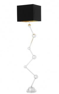 Casa Padrino Luxus Designer Stehleuchte 35 x H. 173 - Limited Edition