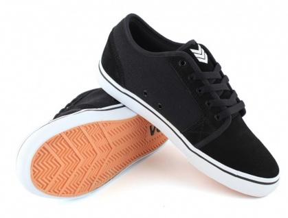 Vox Skateboard Schuhe Deuce Black/White Hohe Qualität