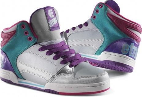 Etnies Skateboard Damen Schuhe Uptown 2.0 Grey/Blue Grey/Blue Grey/Blue Etnies Shoes 1a7b5f