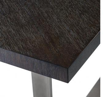 Casa Padrino Luxus Esstisch Schwarz 250 x 110 x H. 75 cm - Esszimmermöbel - Vorschau 3