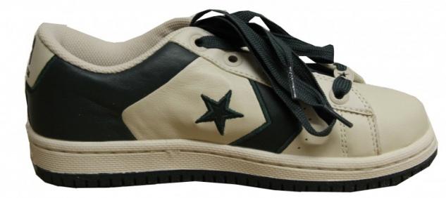 Converse Ox Skateboard Schuhe Ev Pro Ox Converse Cream/Btl/Green sneakers shoes Beliebte Schuhe a38ca0