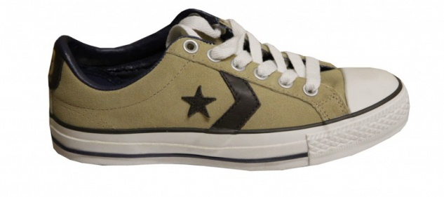 Converse Skateboard Schuhe Star Player ev ox Beige sneakers shoes