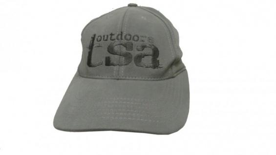 TSA Outdoors Cap Grey