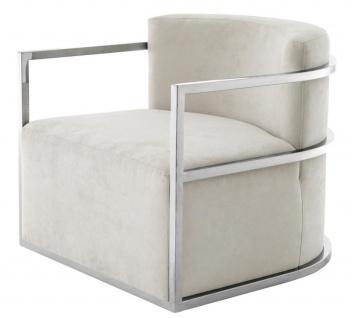 Casa Padrino Designer Hotel Salon Sessel - Luxus Qualität
