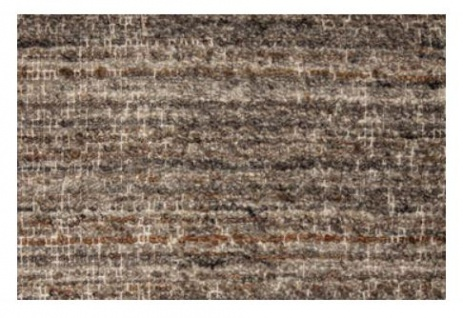 Casa Padrino Wohnzimmer Teppich Grau 140 x 200 cm - Luxus Wollteppich