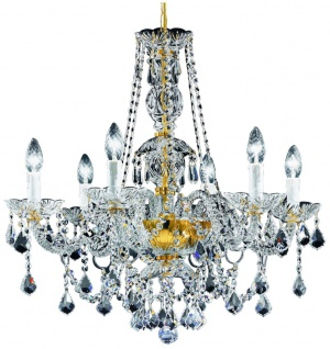 Casa Padrino Barock Kristall Kronleuchter Gold Ø 62 X H. 61 Cm   Leuchten U0026