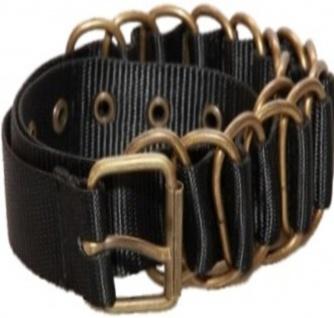 Grindqueen Skateboard Gürtel Loops Black