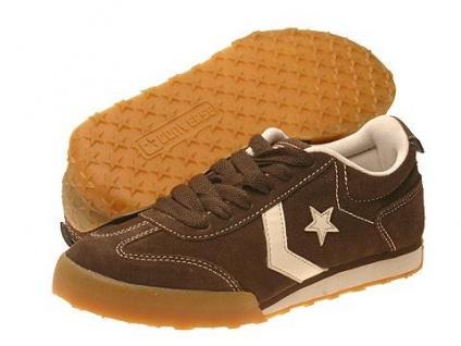 Converse Damen Schuhe MT Star 1 OX Choc/Prchmnt Skateboard Sneakers Shoes