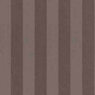 Casa Padrino Luxus Textiltapete / Stofftapete Braun - 10, 05 x 0, 53 m - Tapete mit seidiger Oberfläche