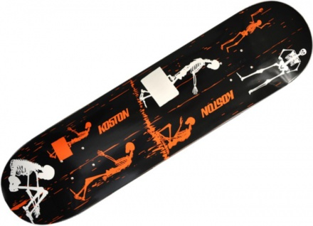 Koston Skateboard Deck Pathological 7.75 x 31.75 inch