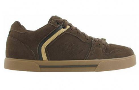 Emerica Skateboard Schuhe KSL DOS Brown/Brown/Tan