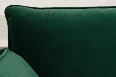 Casa Padrino Designer Wohnzimmer Sofa Grün 210 x 85 x H. 90 cm - Designer Möbel - Vorschau 4