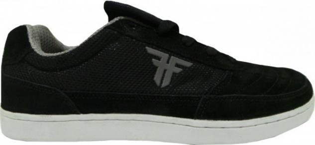 Fallen Skateboard Schuhe Pivot Black/Cement/Grey